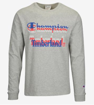 champion x timberland hoodie