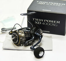 2017 NEW SHIMANO TWIN POWER XD 4000XG Spinning Reel  From Japan