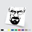Adesivi in vinile Wall Stickers Prespaziati Breaking Bad 23 Notebook Parete Auto