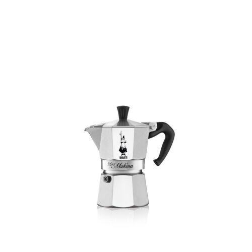 CAFFETTIERA LA MOKINA MINI MOKA 1//2 TAZZA MEZZA ALLUMINIO BIALETTI 5791 mshop
