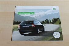 99250) Skoda Octavia Fun Prospekt 03/2012