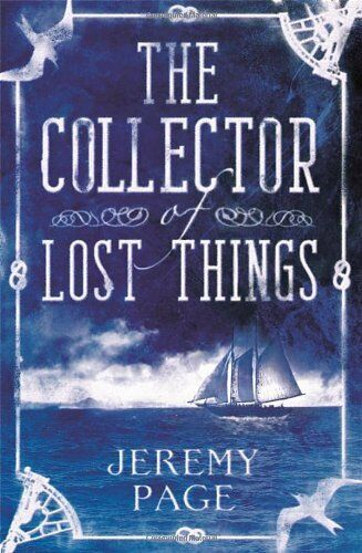 1 of 1 - The Collector of Lost Things By Jeremy Page