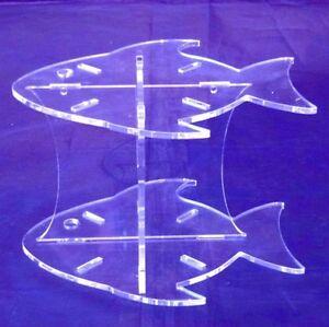 Fish Design Wedding/Party Cake Separator