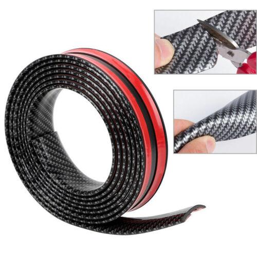 3CM*1M Car Auto Black Rubber Edge Guard Strip Door Sill Protector Accessories