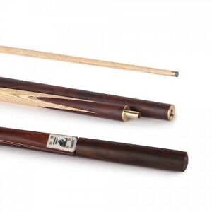 Powerglide-Tournament-Executive-3-4-Split-Shaft-Ash-amp-Rosewood-57-034-Snooker-Cue