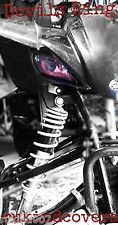 Devils Ring HEAD LIGHT COVER RAPTOR WOLVERINE  700/350 YFZ450 2006-2017