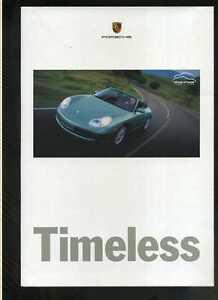 1998-Porsche-911-Boxter-Sales-Folder-Brochure-Dealer-Poster-MBX93