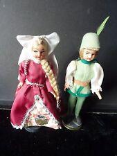 Muñecas antiguas italiano Eros-Romeo & Juliet