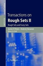 Lecture Notes in Computer Science / Transactions on Rough Sets: Transactions...