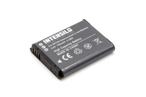 Batería intensilo 700mAh para Samsung MV800//DV180F