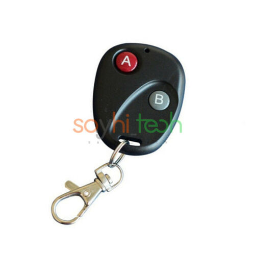 RF Remote Control Key Garage Gate Door Transmitter Wireless 315MHz//433MHz