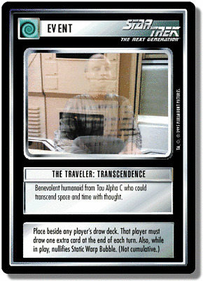 Traveller CCG Card Sleeves A Brand New /& Sealed