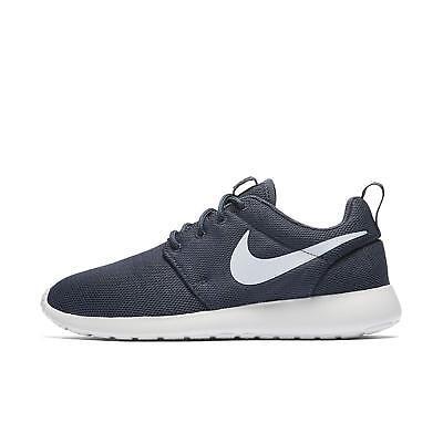 NEW Women's Nike Roshe One Shoes Thunder Blue White Trainers Free 844994 404 | eBay