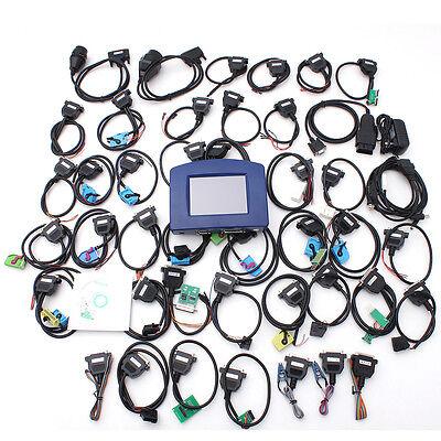 V4.88 Digiprog 3 III Odometer Programmer Car Diagnostic Tester All Adaptors Set