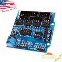 Sensor Shield V5 Digital Analog Expansion Module For Arduino Uno R3 Mega2560