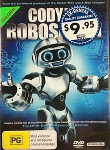 Cody-The-Robosapien-DVD-2013-Penelope-Ann-Miller-Buddy-Lewis-Bobby-Coleman