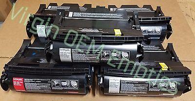 20 Virgin Genuine Empty Dell Lexmark MS810 Toner Cartridges FREE SHIP 521