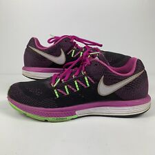 on sale 2ed37 47911 item 4 Nike Womens Sneakers Size 10.5 Air Zoom Vomero 10 717441-501 Running  Black Pink -Nike Womens Sneakers Size 10.5 Air Zoom Vomero 10 717441-501  Running ...