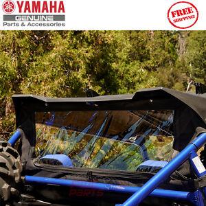 Details about YAMAHA YXZ1000R / SS OEM Rear Window Kit 2016-2018 NEW  2HC-K750A-V0-00