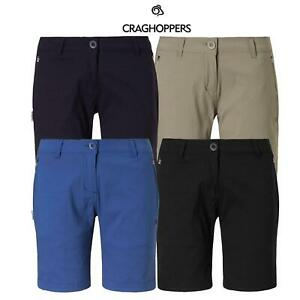 Craghoppers-Womens-Kiwi-Pro-Stretch-Shorts-Outdoor-UPF-Golf-Walking-Ladies-Sun