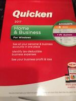 2017 Quicken Home And Business 2017 Brand Sealed Windows 10 Free Shipping