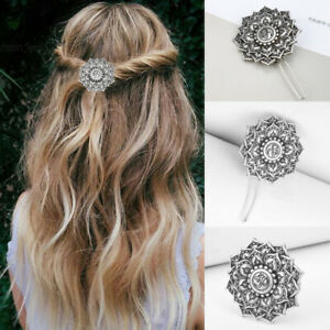 Women-Retro-Vintage-Viking-Flowers-Hairpin-Stick-Hair-Clip-Access-Jewelry