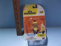 Minions A Movie Exclusive Cro- Minion 2.5in Poseable Figure Thinkway Toys