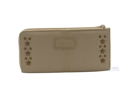 Women Ladies Leather Cowhide Purse//Wallet Good Quality in Colours Zip Around