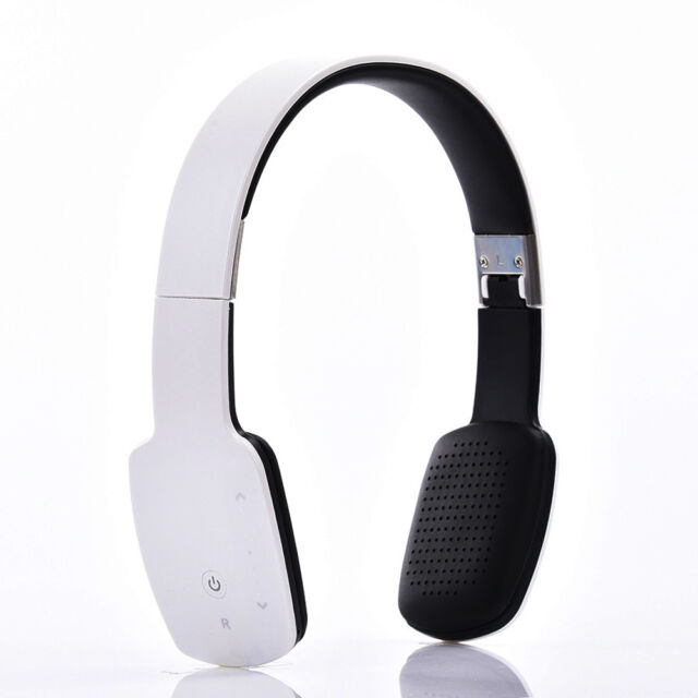 Bluetooth Headset Headphone Stereo Wireless Earphone For Samsung Iphone Oneplus For Sale Online