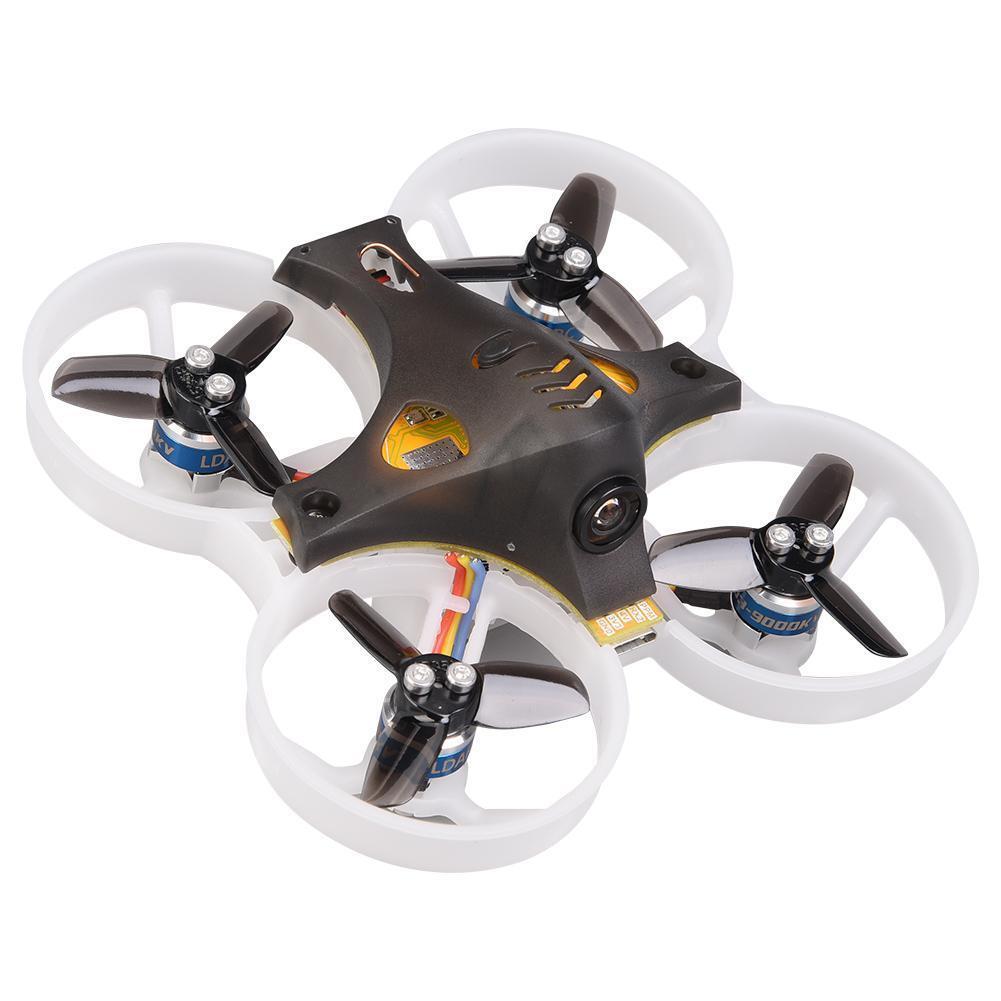 Ldarc pequeño GT7 75mm FPV RACING Drone Cuadricóptero sin escobillas 2S Miniatura De Interior
