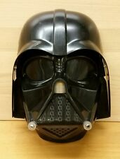 HASBRO HARD PLASTIC MASK 2010 DARTH VADER Talking Star Wars 2010