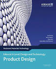 A Level Design and Technology for Edexcel: Product Design: Resistant Materials by Pearson Education Limited (Paperback, 2009)