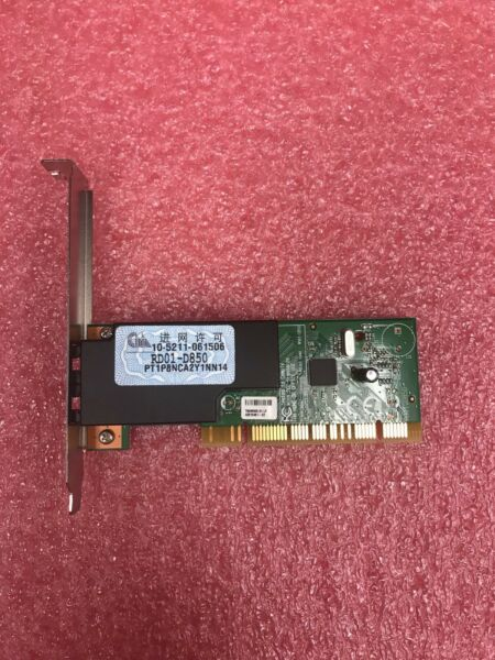 *tested* Dell 0yh741 V.92 Data/fax Modem W/ Full Height Bracket