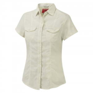 Craghoppers Darla Womens Short Sleeve Shirt