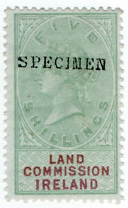 I-B-QV-Revenue-Land-Commission-Ireland-5-specimen
