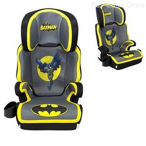 Fun-Ride Series BABY CAR SEAT, High Back Batman BOOSTER CAR SEAT ...