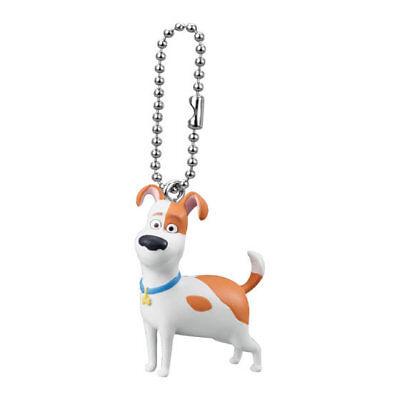 * 92 BANDAI The Secret Of Pets Mini Figura Life Max Jack Russell Terrie Swing