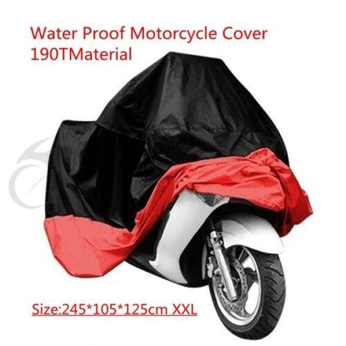 Motorcycle Cover For Suzuki GSX-R GSXR 600 750 1000 SV 1000S 650 Bandit 1250 Red