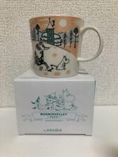 Moominvalley mug mag cup Arabia Moomin Valley Park Limited NEW Japan 2019
