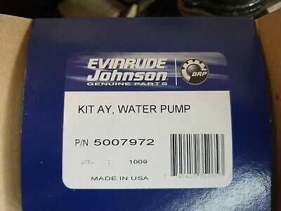 Evinrude 5007972 KIT AY WATER PUMP