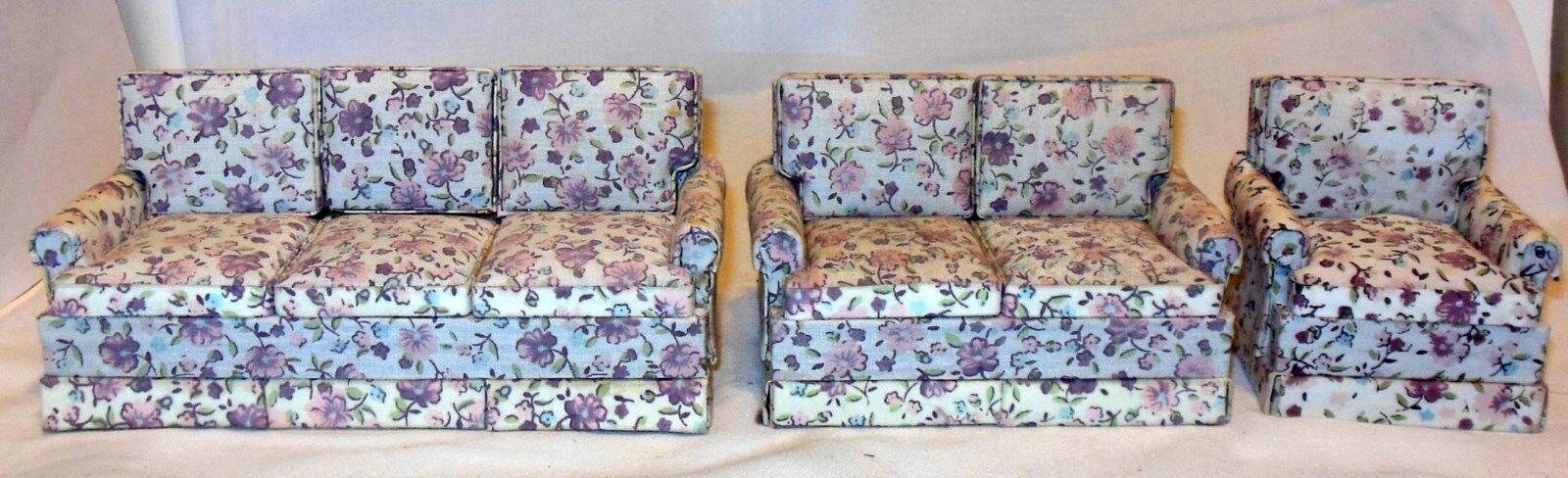 ahorra hasta un 50% Tradicional salón muebles del del del Dollhouse Miniatures  la mejor selección de