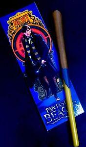 NEW-Harry-Potter-World-Fantastic-Beasts-Newt-Scamander-Magic-Wand-Pen-Book-Mark