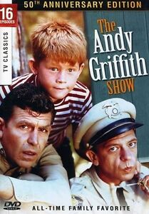THE-ANDY-GRIFFITH-SHOW-50th-Anniversary-Edition-16-Episodes-NEW-Sealed-Rare-OOP
