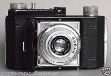 Kodak Retinette Typ 160 mit Compur Verschluss - Seltene Kamera von 1939
