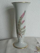 Große schöne HUTSCHENREUTHER Selb Bavaria Vase Porzellan