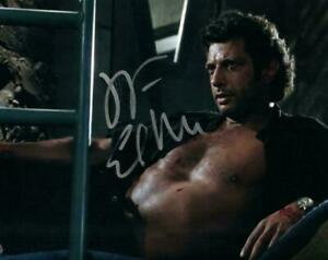 Jeff-Goldblum-Autographed-Signed-8x10-Photo-Jurassic-Park-REPRINT