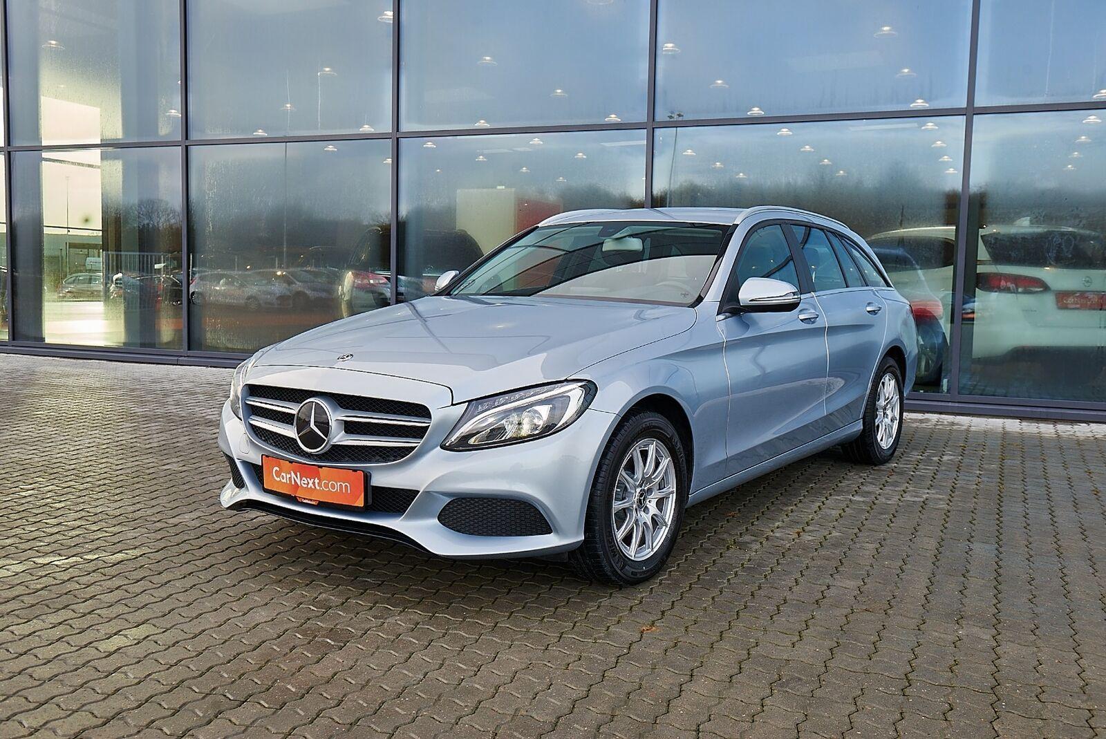 Mercedes C220 d 2,2 Business stc. aut. 5d - 279.900 kr.