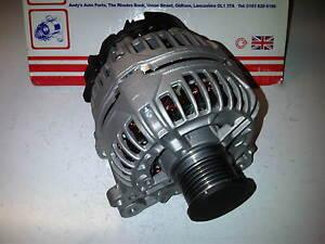 Audi-Q3-Q5-1-6-2-0-TDI-2009-16-BRANDNEU-140A-Lichtmaschine-fuer-Start-Brems