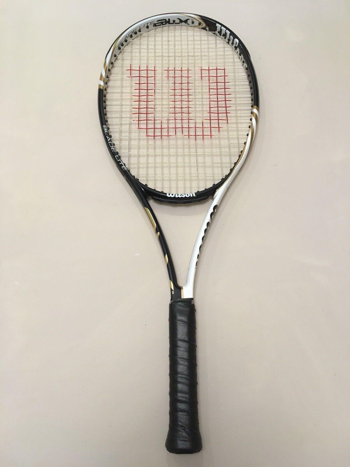 WILSON BLX BLADE LITE 100 16x20 272 Racchetta  Tennis Racket  precios al por mayor