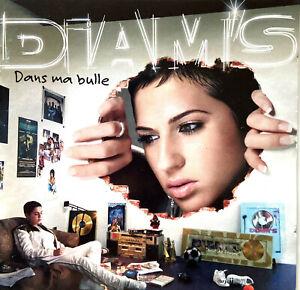 Diam-039-s-CD-DVD-Dans-Ma-Bulle-France-EX-VG